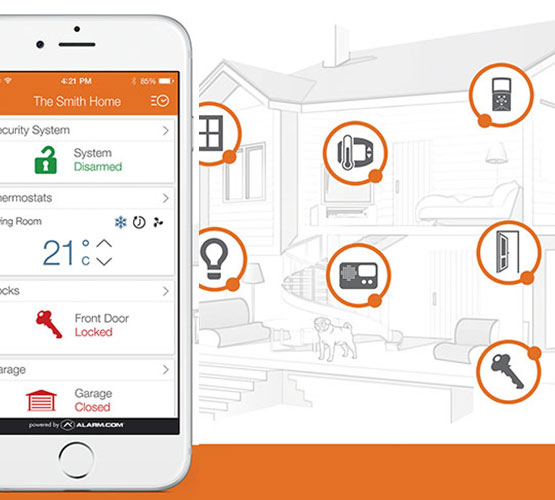 Devices for Smart Home Automation