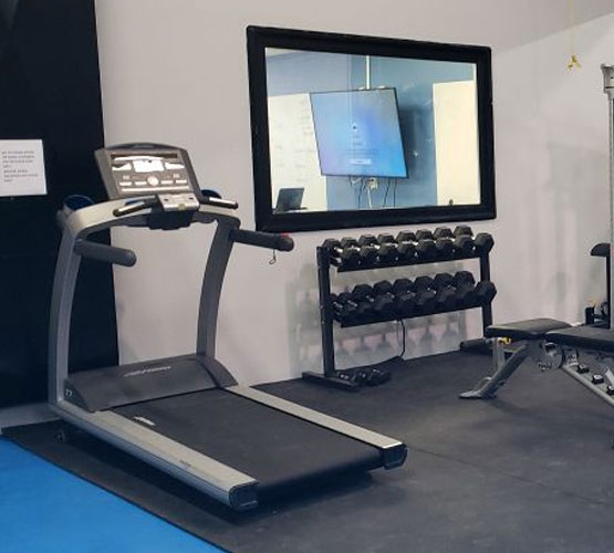 Fire Alarm Systems for Fitness Facility